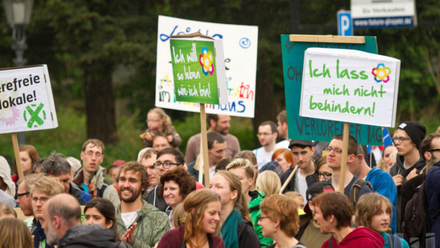 Parade der Vielfalt 8.0
