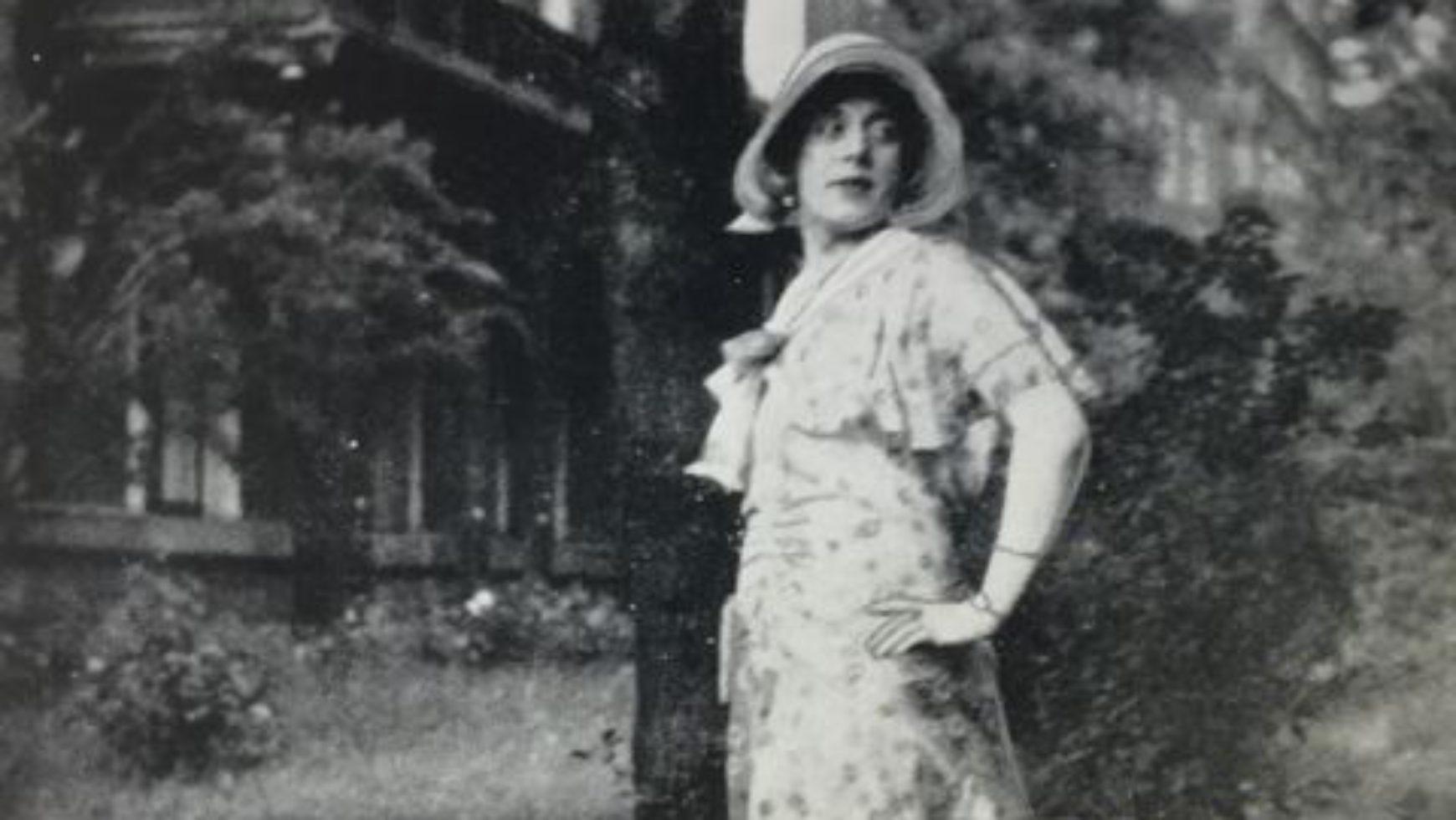 Lili Elbe – The Danish Girl in Dresden