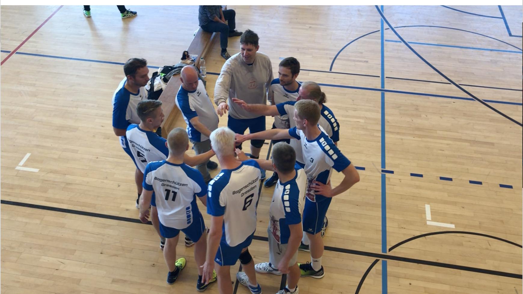 CSD Volleyball-Training