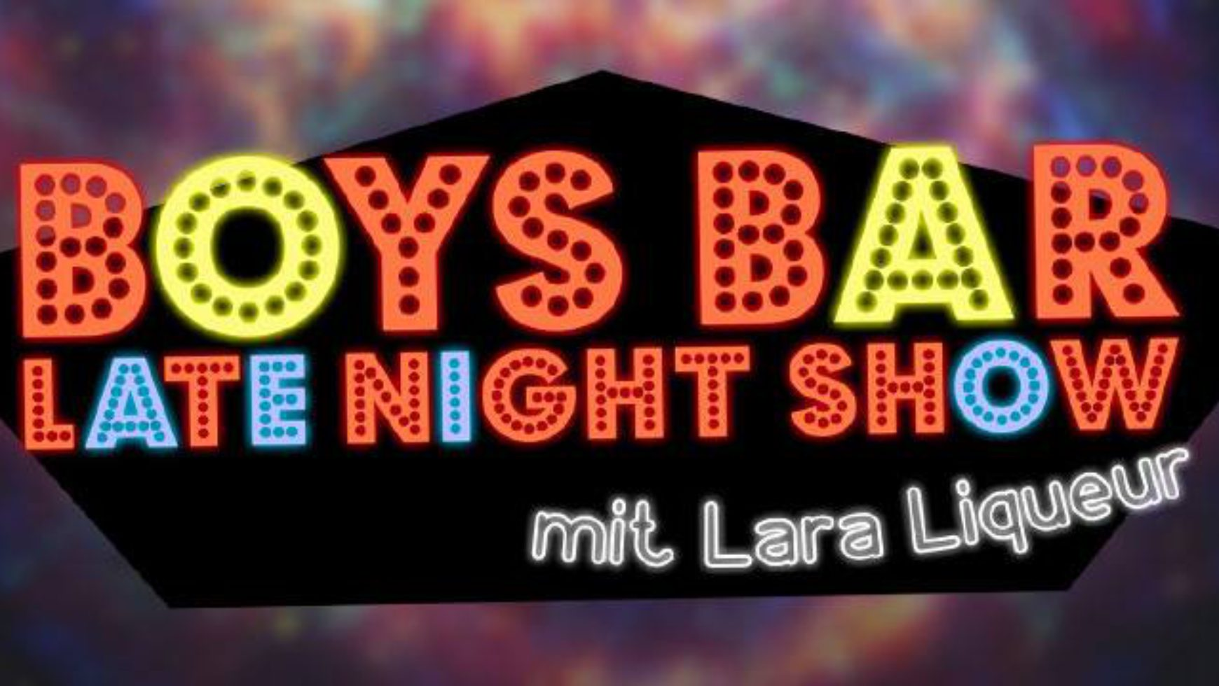 BOYS Bar Late Night Show – CSD Spezial – Live