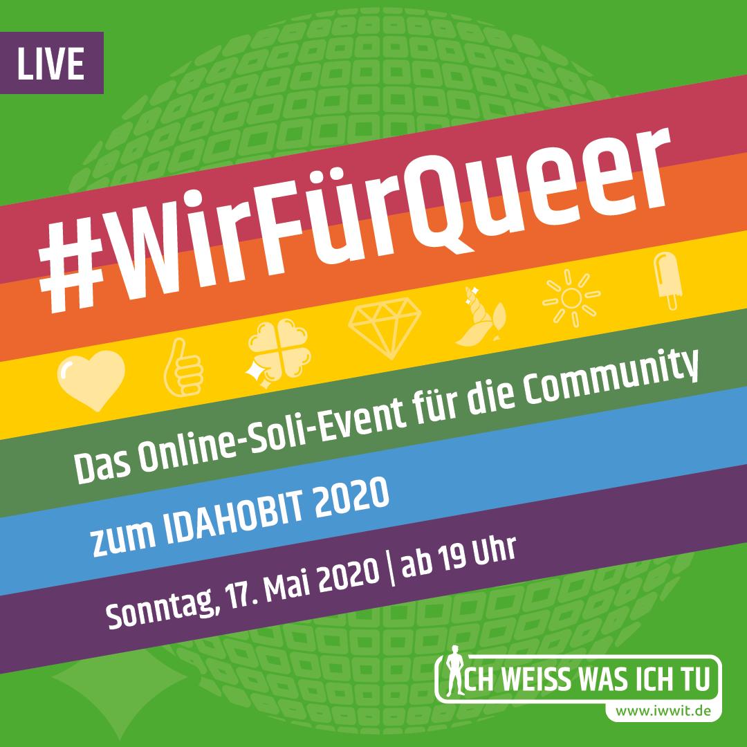 #WirFürQueer