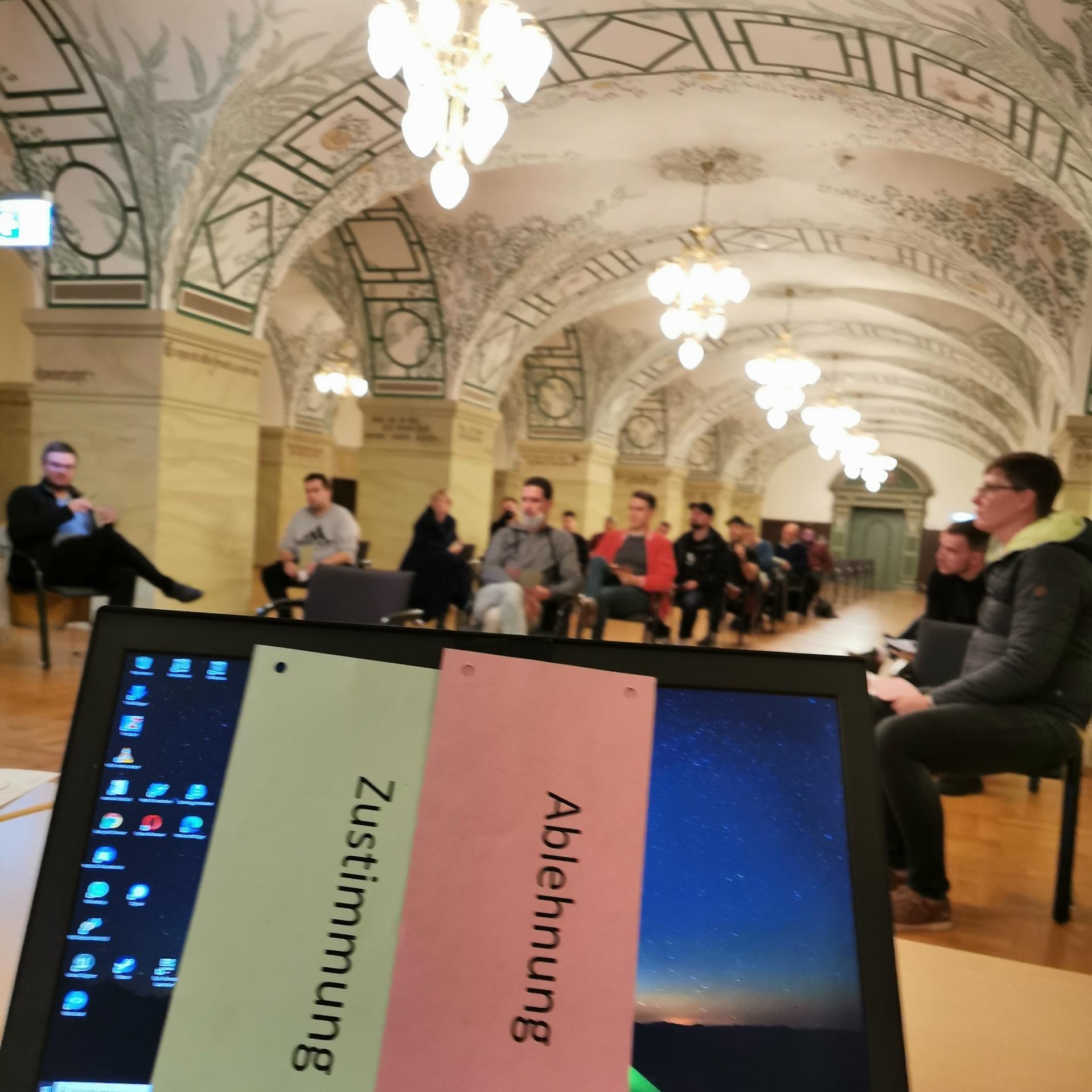Mitgliederversammlung des CSD Dresden e.V. am 11.10.2020