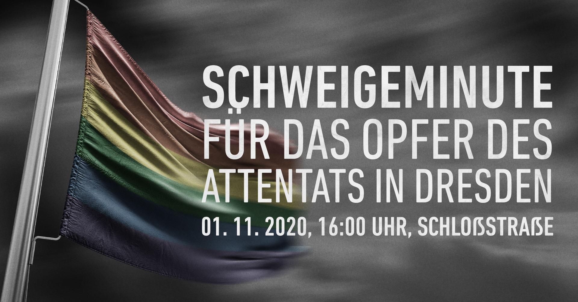 Offener Brief zum Attentat am 4.10.2020 in Dresden